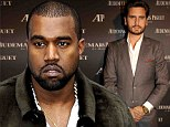 The battle of the egos - has Kanye West ousted Scott Disick as the Kardashians' most outrageously quotable bighead?