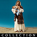 I Am The Way, The Truth And The Life Jesus Doll Collection - Collectible Inspirational Jesus Doll Collection Bearing Words of Hope! Created by Renowned Doll Artist Titus Tomescu!