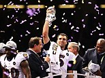 A thrilling finale: The 2012 season was capped by one of the most memorable Super Bowls in recent memory, with Joe Flacco leading the Baltimore Ravens to a 34-31 victory over the San Francisco 49ers