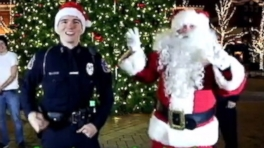 VIDEO: Police Officers Hilarious Holiday Crime Video