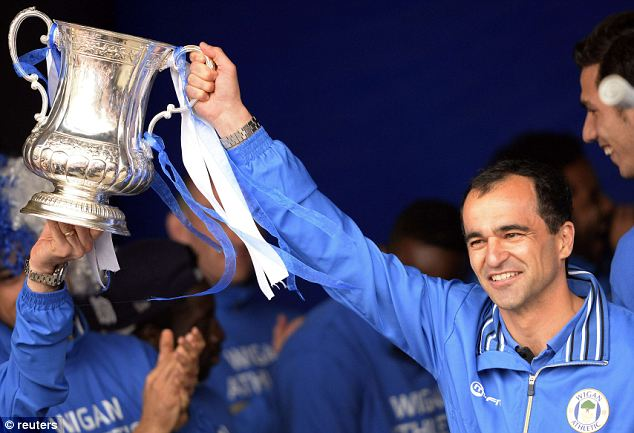 Tough decision: Martinez's stock has risen with Cup success