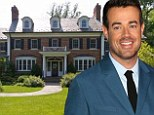 Perfect for a family! Newly engaged Carson Daly 'to buy $6.5M estate in Long Island'