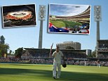 End of an era: The iconic WACA stadium will be replaced by a new stadium in Perth