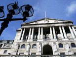 Rate rise? The Bank of England has said it will consider raising interest rates if unemployment falls to 7%