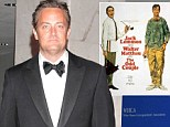 matthew perry the odd couple