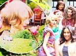 'Best birthday I've ever had!' Taylor Swift takes time to smell the roses at 24th birthday party in Melbourne with Lorde and pals