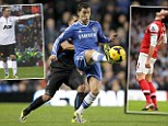 Form: Eden Hazard has excelled in recent weeks while Olivier Giroud has struggled in front of goal