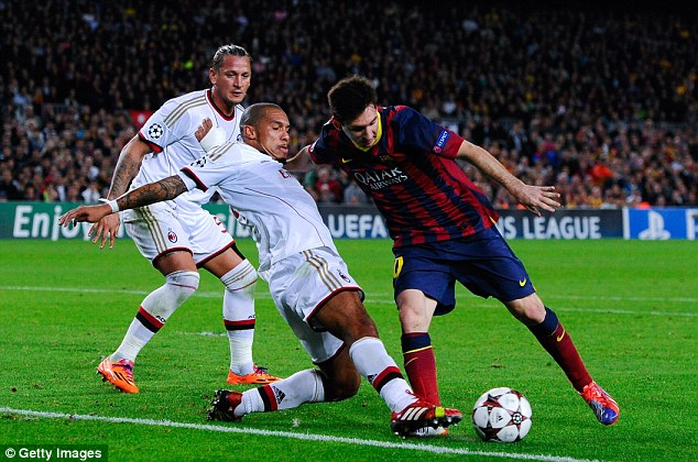 Best in the world? Lionel Messi's skill set has made him Barcelona's most valuable asset