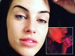 'Half a shot of tequila gets me hammered': Blurry-eyed Jessica Lowndes posts video of the morning after AND the night before