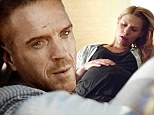 Shocking end: Homeland's season finale leaves Clare Dane's character pregnant and alone