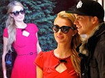 Paris Hilton splashes out on Christmas trees, lingerie and art during festive shopping spree with River Viiperi