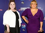 Sisters in curves: Rebel Wilson and Melissa McCarthy make a pact to maintain their weight in thin-obsessed Hollywood