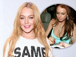 Lindsay Lohan 'writing tell-all book about her life'... after penning journal during recent stint in rehab