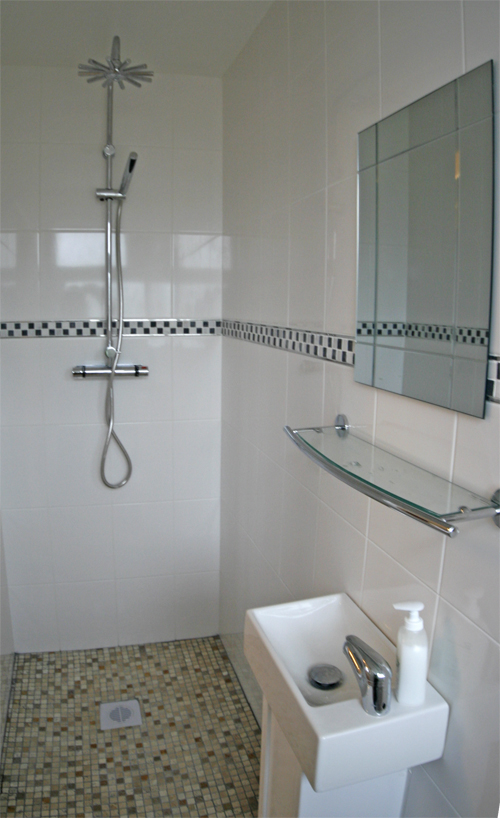 Ideal Standard Space Ensuite An enuite shower room is not only a very