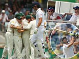 Bat out of hell: Cook and Pietersen's dismissals