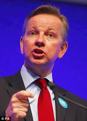 Senior Tory Michael Gove has called for Britain to leave the EU