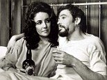 Another memorable role: O'Toole starred in Under Milk Wood with Elizabeth Taylor