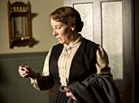 It's going to be a cracking Christmas at Downton! Mrs Hughes (Phyllis Logan) makes a major discovery