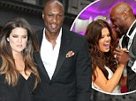 'I dumped you!' Lamar Odom says he wanted out of his marriage... even though Khloe Kardashian actually filed for divorce
