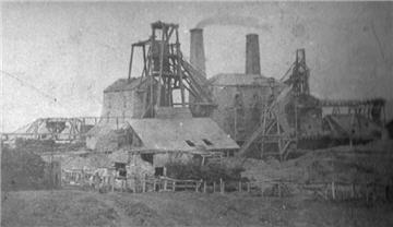Haswell Colliery 1864.