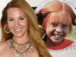Pippi Longstocking star Tami Erin 'arrested for felony hit-and-run and drunk driving' after 'hitting three cars and fleeing the scene'