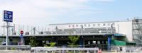 京都市花き卸売市場
