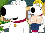 SPOILER ALERT: Risen from the dead! Brian Griffin is resurrected on Family Guy Christmas special after fan outrage