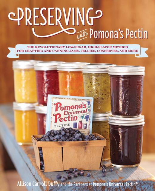 Preserving Pomona's Pectin