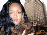 So many shoes, so little space! Rihanna 'turns three bedrooms into walk-in closets in her $14.6m New York apartment'