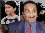 Joe Jackson (right) says he will turn Blanket, 11, into the next King of Pop