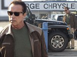 Arnold Schwarzenegger buys oldest child Katherine a new car for her 24th birthday