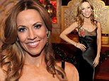 Has she ever looked better? Sheryl Crow, 51, dazzles in petal-adorned black satin gown at TNT Christmas In Washington gala