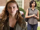 Homeland's most hated character Dana Brody and mother Jessica 'won't return as series regulars' in season four