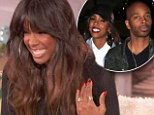 'He put a ring on it!' Kelly Rowland confirms she's engaged to her 'best friend,' longtime manager Tim Witherspoon