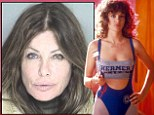 Eighties icon Kelly LeBrock, 53 - who appeared in hits Weird Science and Woman In Red - 'arrested for DUI'