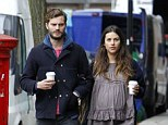 Parents: Jamie Dornan and his wife Amelia Warner have welcomed their first child, according to reports