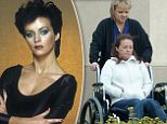 Sheena Easton is wheeled from a clinic in Las Vegas
