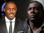 Idris as Mandela