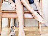 A new numbing spray, Heel No Pain by Biochemistry, claims to relieve foot pain for up to three hours; and is set to be released in the U.S. just in time for New Years Eve