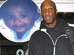 Lamar Odom faced with tragic reminder as deceased son's eighth birthday comes two days after Khloe Kardashian's divorce filing