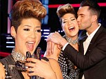 She did it! Tessanne Chin was named The Voice winner on Tuesday during a star-studded final show that saw Adam Levine become the winning coach for the second time