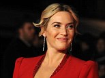Mother-of-three Kate Winslet targeted by Fathers4Justice advertising campaign for saying 'my children live with me'
