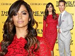 Matthew McConaughey and Camila Alves enjoy a date night at The Wolf of Wall Street premiere after a family day out in New York