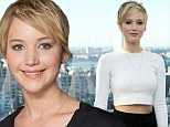 'It should be illegal to call somebody fat on TV!': Body confidence advocate Jennifer Lawrence speaks out against 'fat shaming' in Hollywood