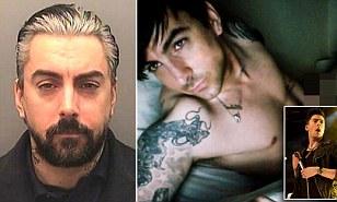 Criminal: Ian Watkins, 36, has been jailed