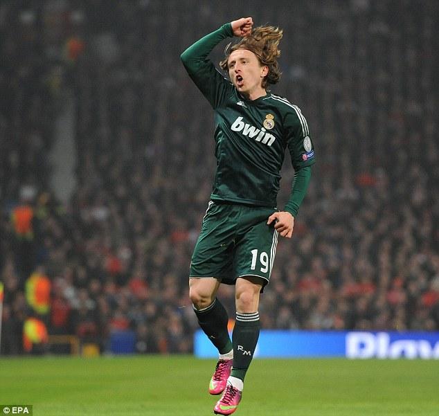 Return: Both Modric and Mourinho could make a swift return to the Premier League