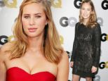Golden girl: Dylan Penn, the daughter of Sean Penn and Robin Wright Penn, has landed a new fashion campaign with Gap