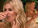 'She needs help!' Brandi Glanville's drinking raises fears among her co-stars on The Real Housewives of Beverly Hills