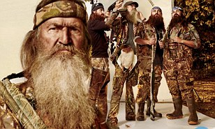 Duck Dynasty star Phil Robertson blasted for linking homosexuality to bestiality in controversial new interview