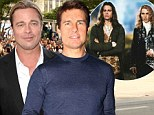 Le Mans for the job! Tom Cruise and Brad Pitt set to reunite for motor racing movie Go Like Hell